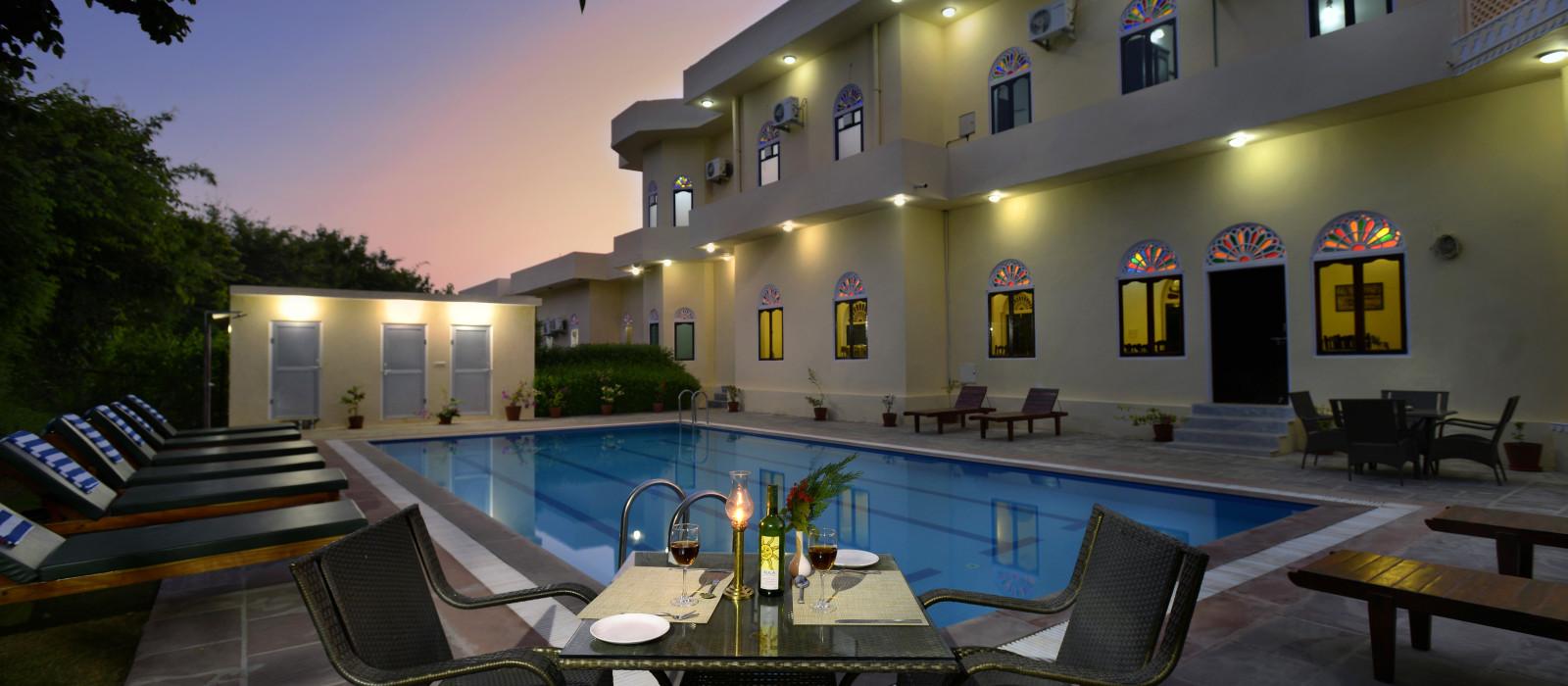 Hotel Ranthambore Heritage Haveli North India