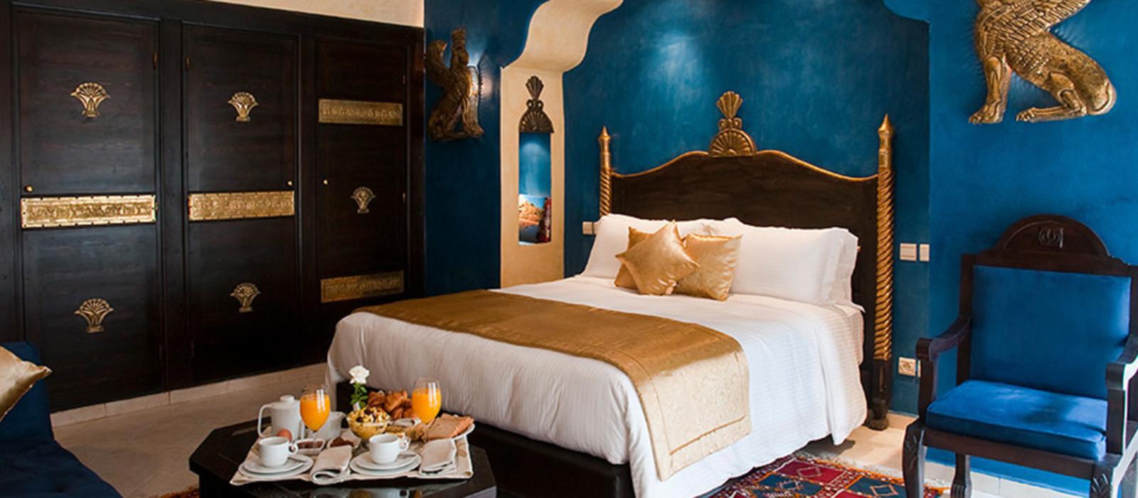 Hotel Temple des Arts Marokko