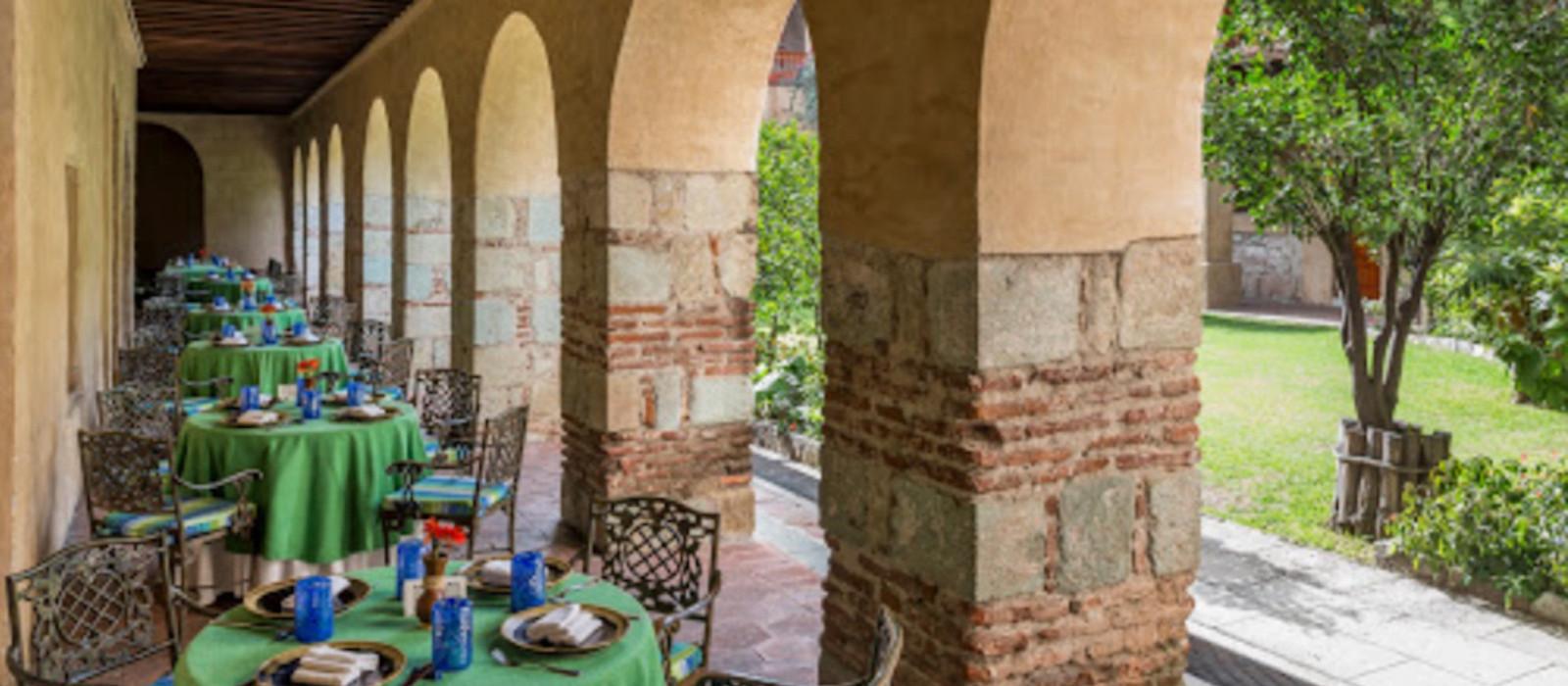 Hotel Quinta Real Oaxaca Mexiko