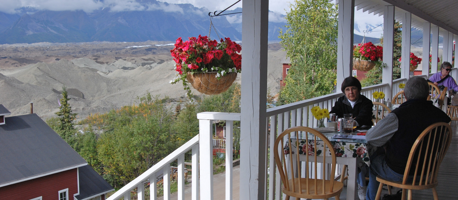 Hotel Kennicott Glacier Lodge Alaska