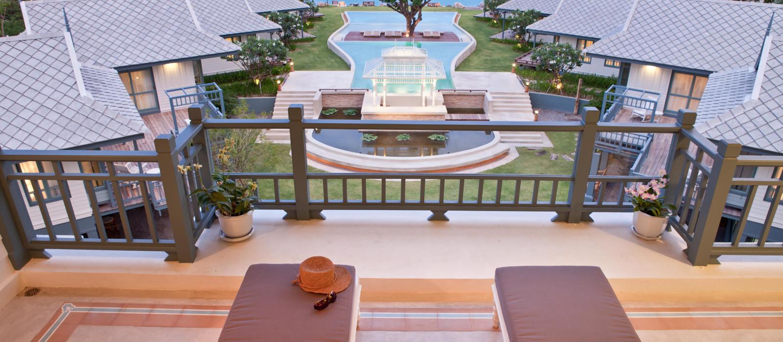 Hotel Devasom Hua Hin Thailand