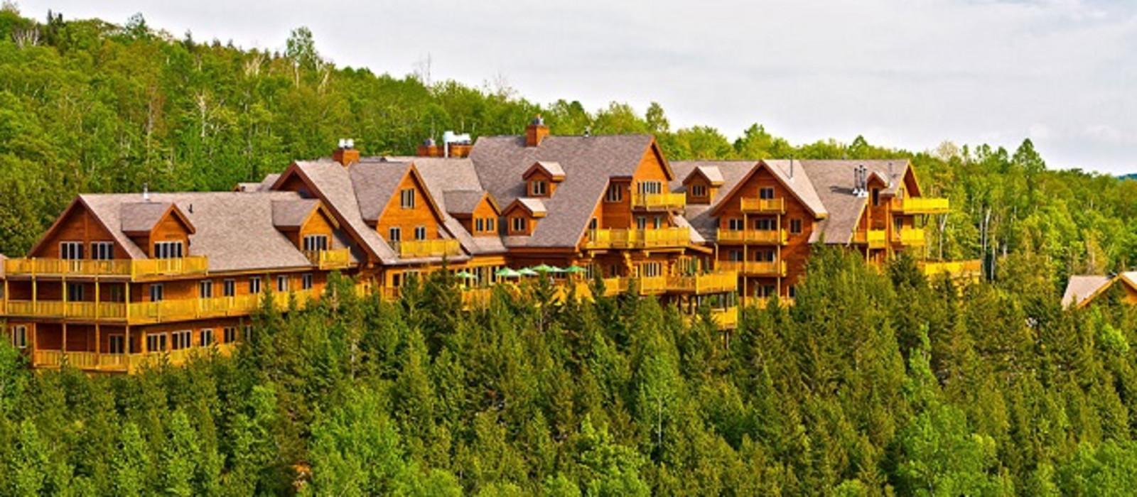 Hotel  Sacacomie Kanada