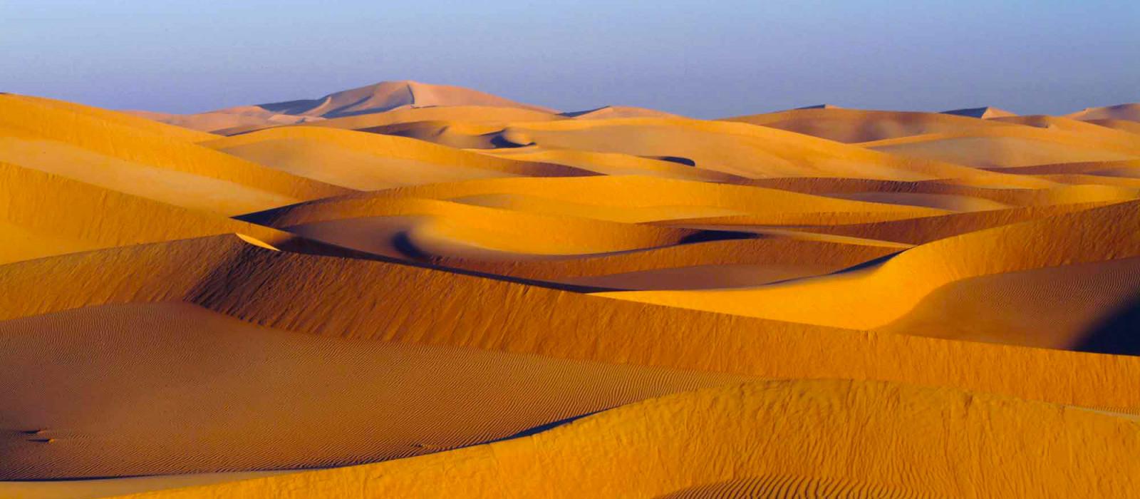 Reiseziel Wahiba Sands (Rimal Al Wahiba) Oman