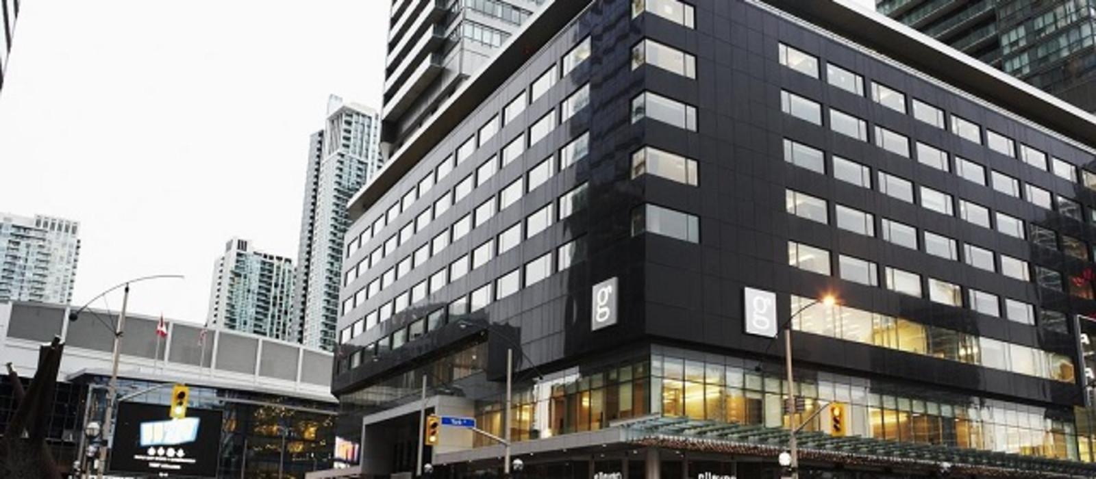 Hotel Le Germain  Toronto Maple Leaf Square Kanada