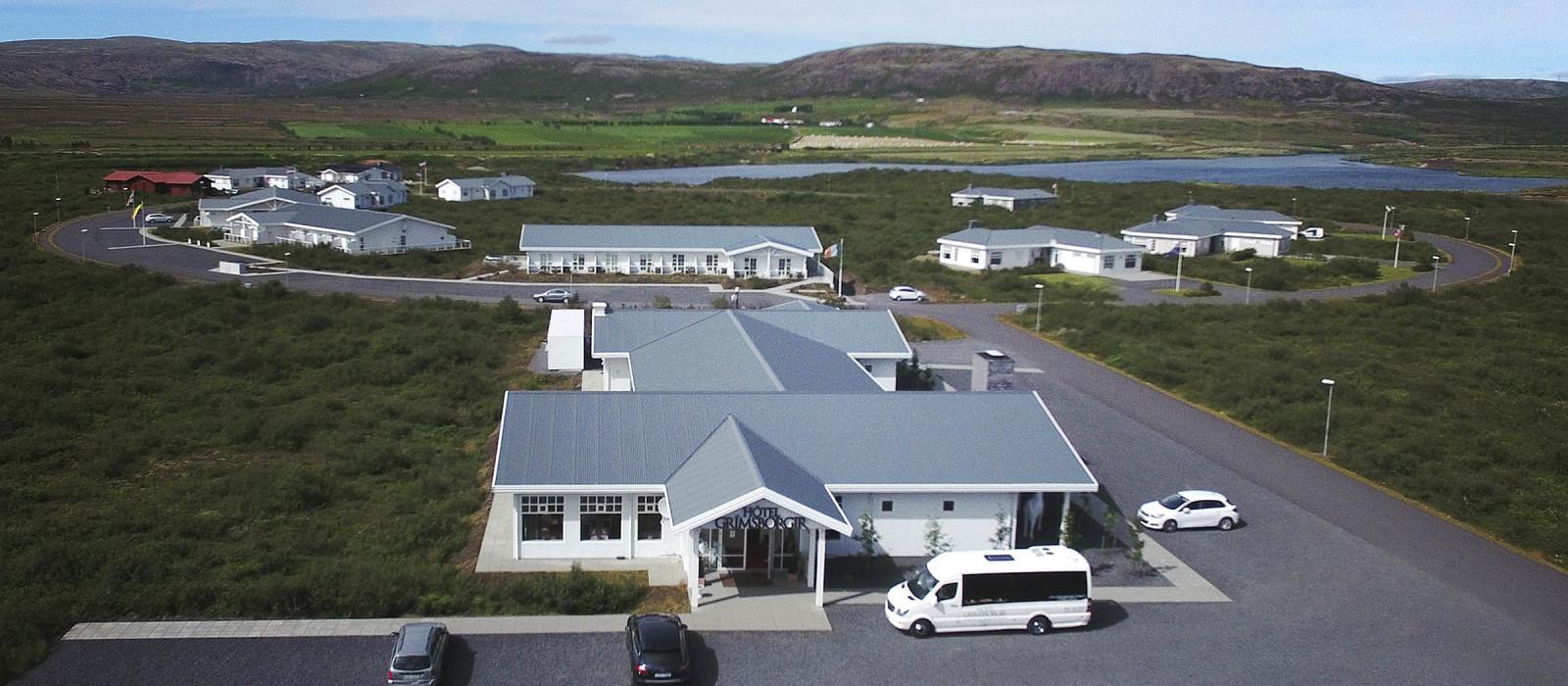 Hotel Hótel Grímsborgir (Selfoss) Iceland