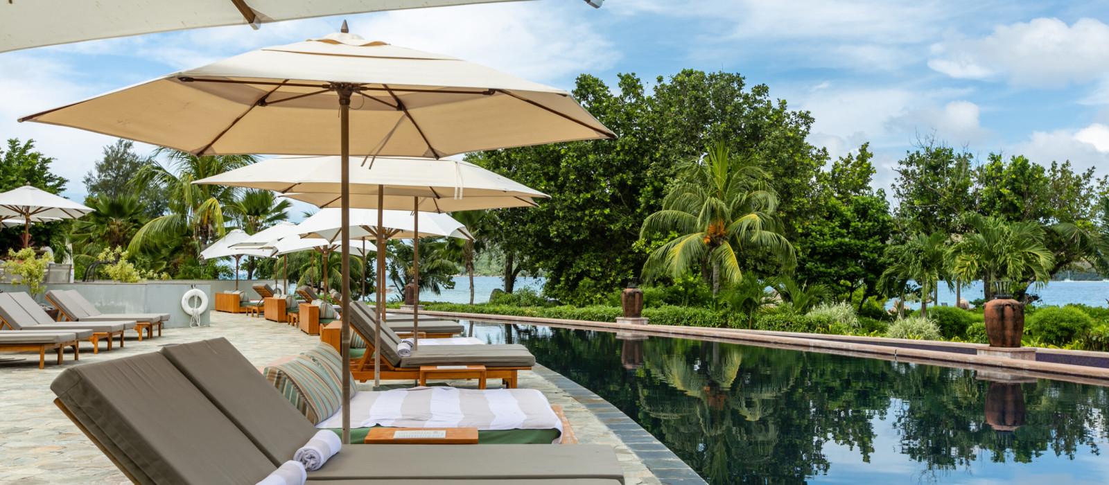 Hotel Raffles Seychelles Seychellen