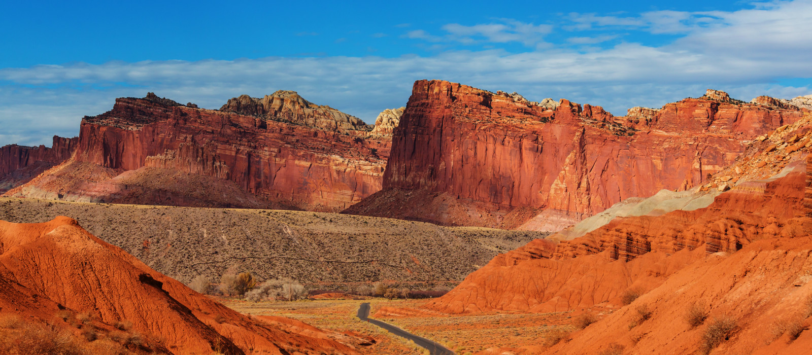 Destination Capitol Reef National Park USA