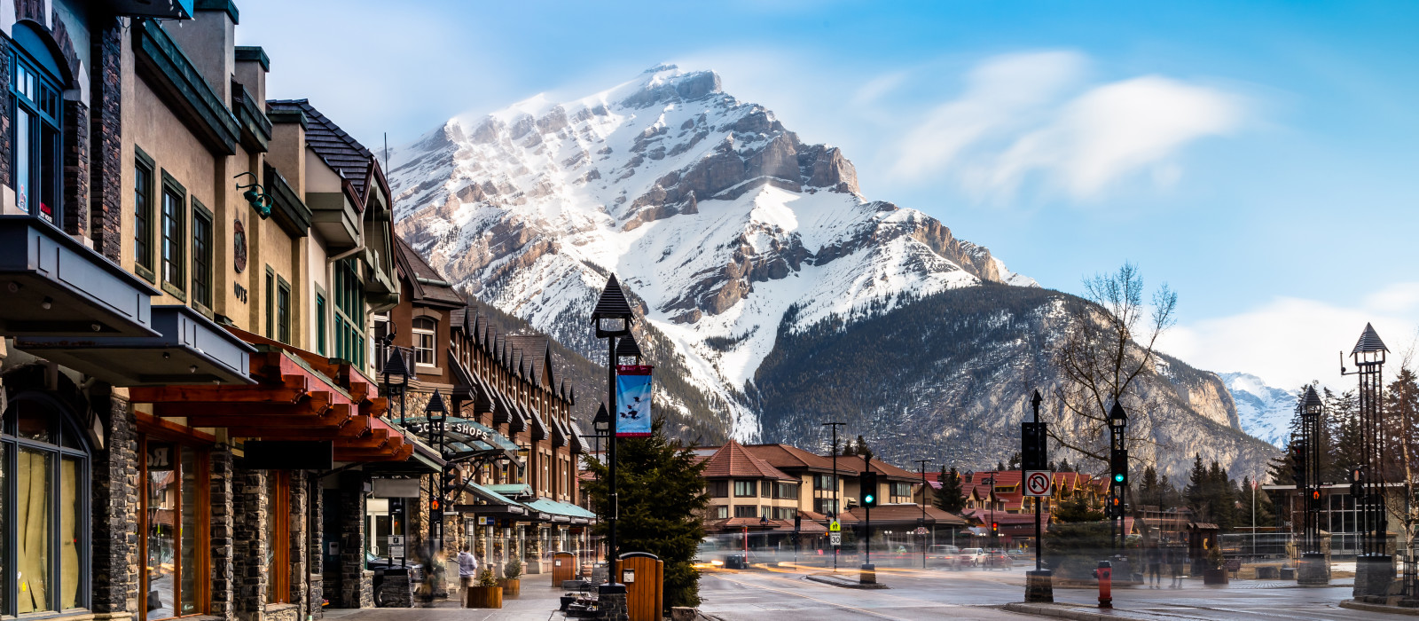 Destination Banff Canada