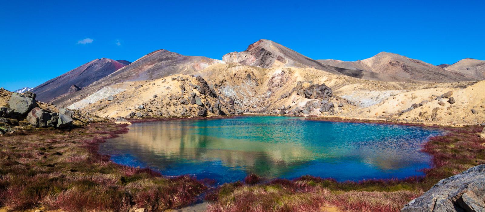 Destination Tongariro National Park New Zealand