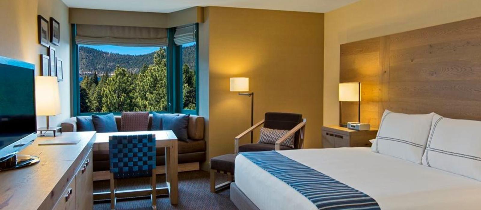 Hotel Hyatt Regency Lake Tahoe Resort, Spa and Casino USA