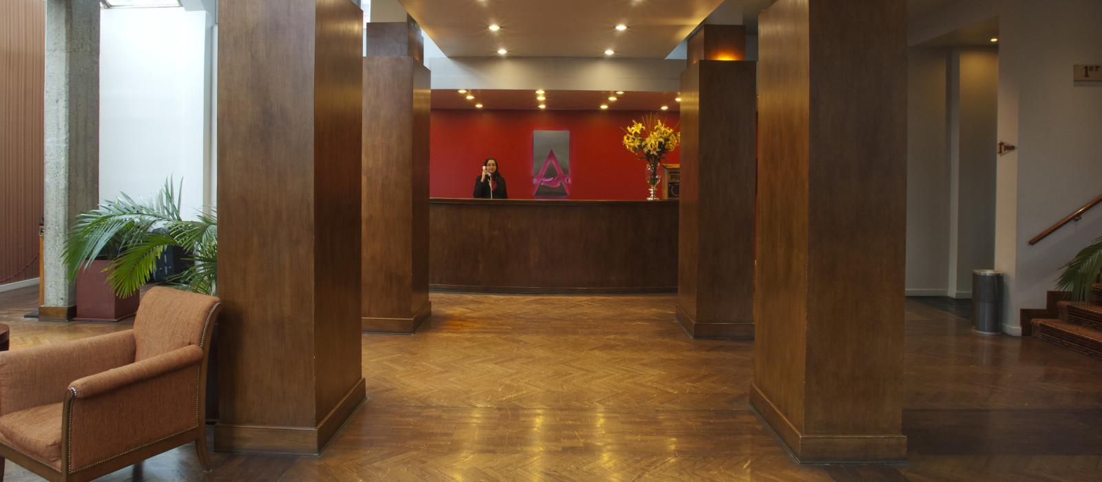 Hotel Albatros  Argentinien