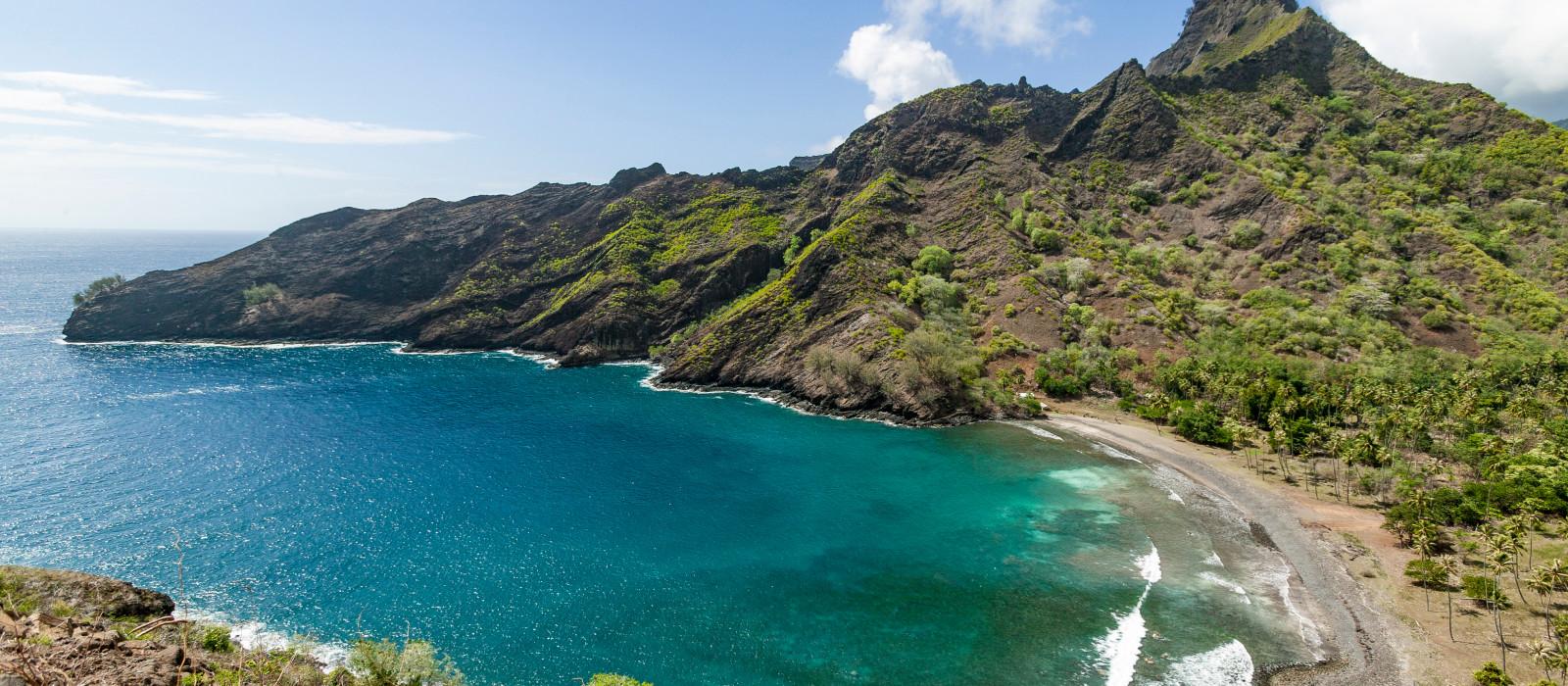 Destination Hiva Oa French Polynesia
