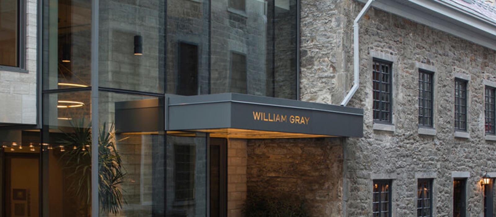 Hotel  William Gray Canada
