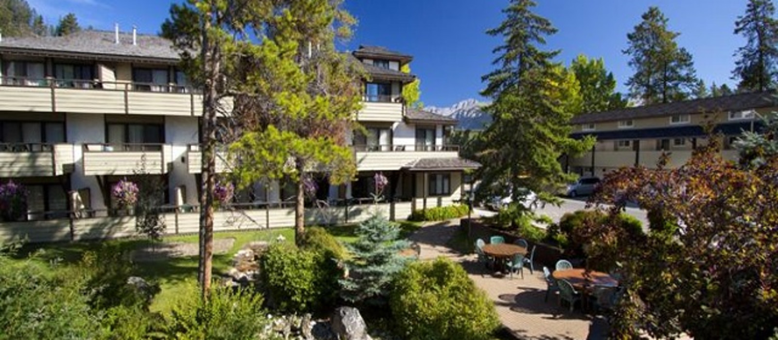 Hotel Jasper Inn & Suites Kanada