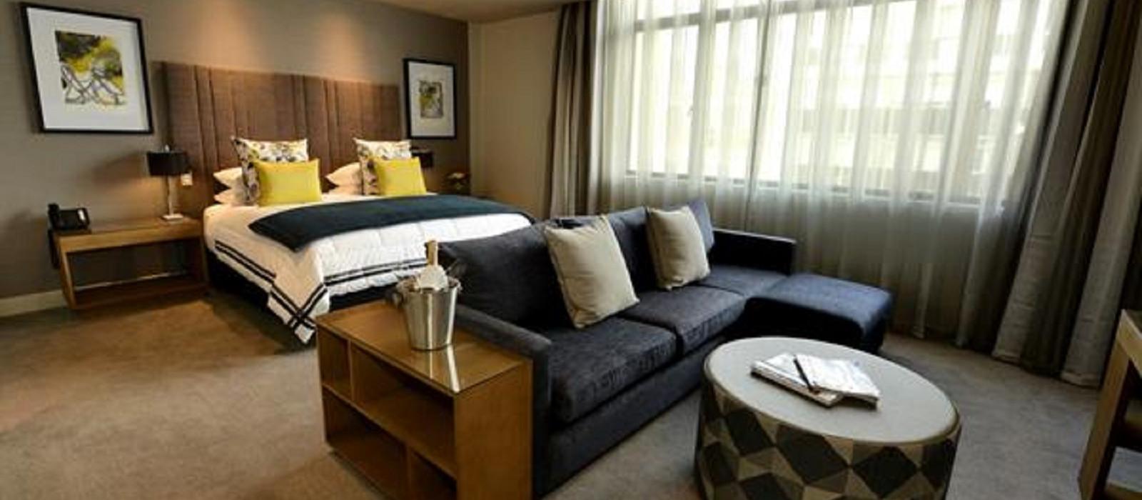 Hotel Distinction Dunedin Neuseeland