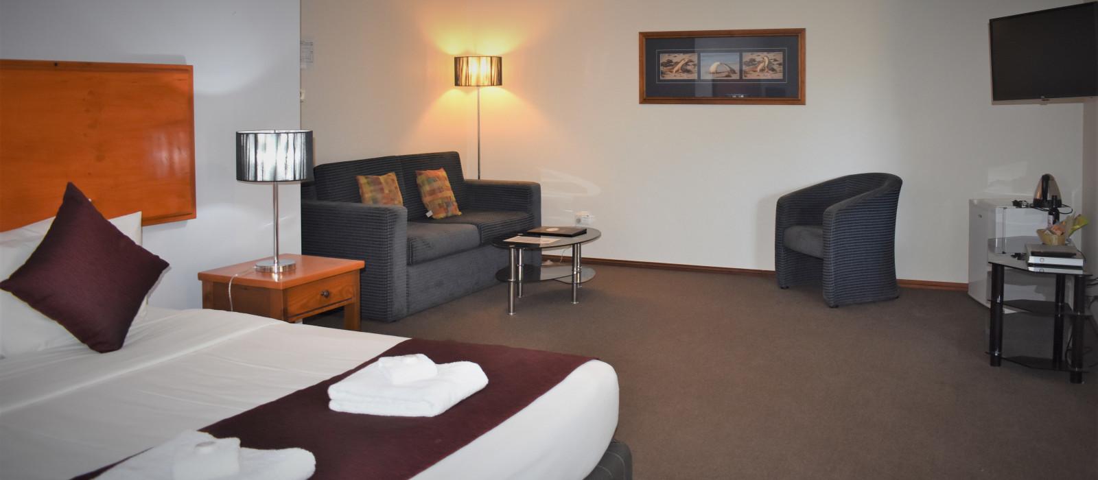 Hotel Kangaroo Island Wilderness Retreat Australien
