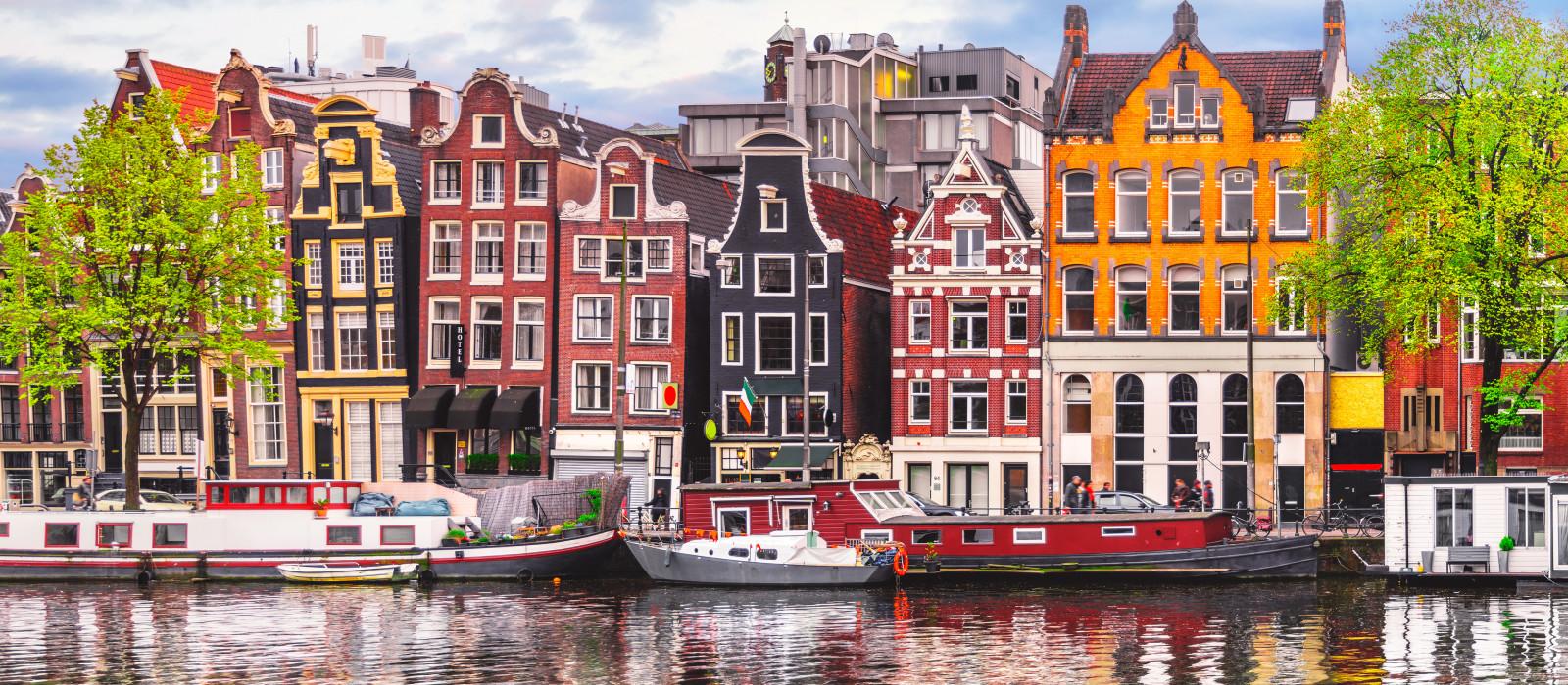 Destination Amsterdam European Cities