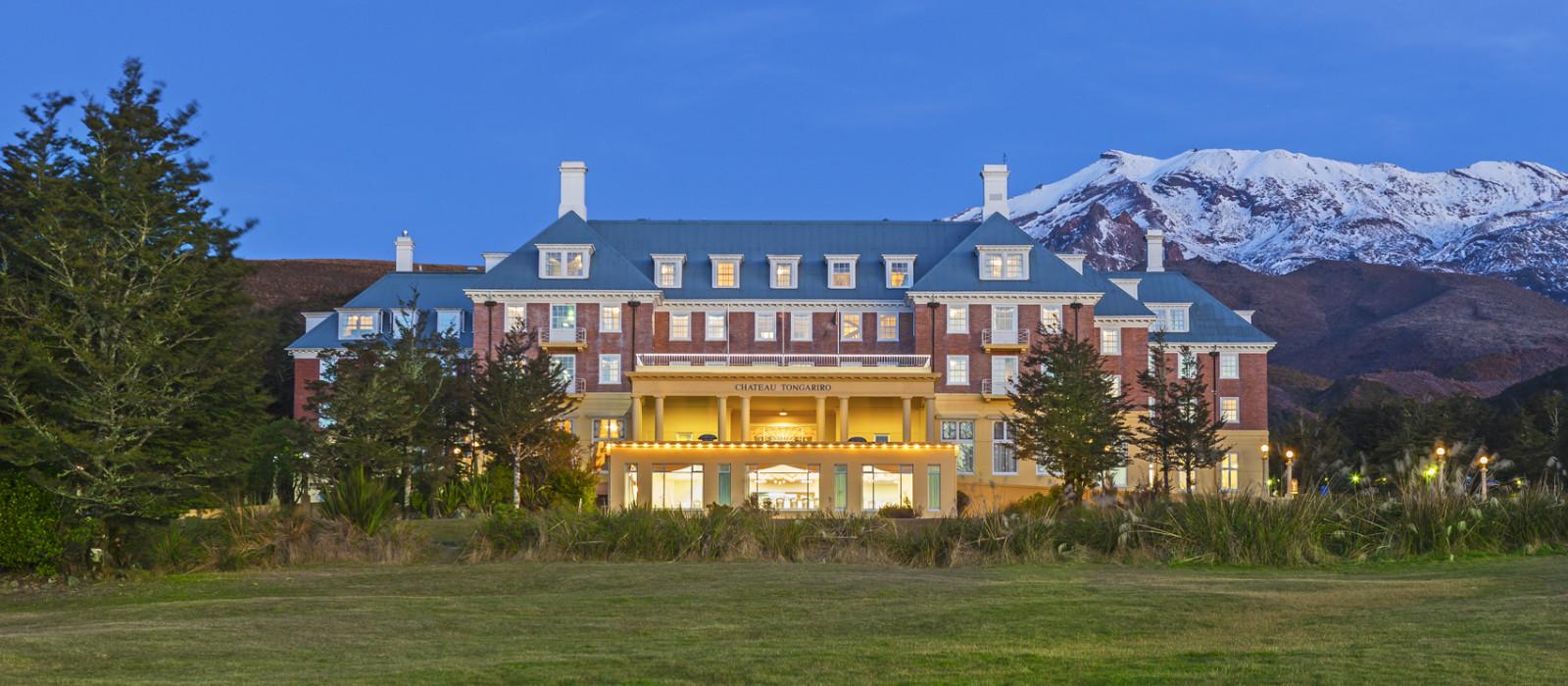 Hotel Chateau Tongariro  Neuseeland