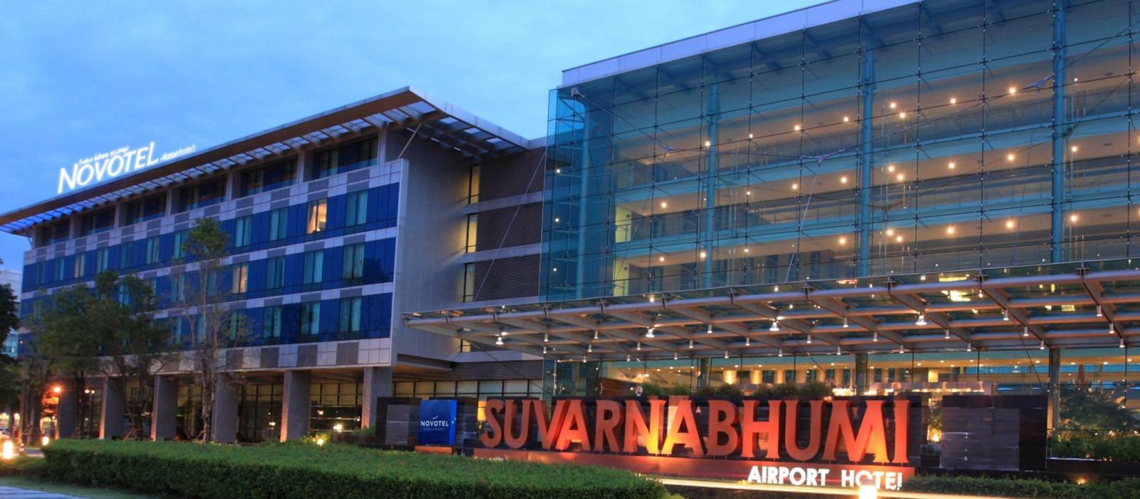 Hotel Novotel Bangkok Suvarnabhumi Airport Thailand