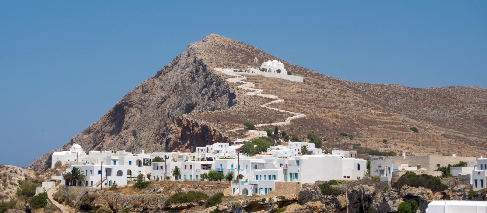Destination Folegandros Greece