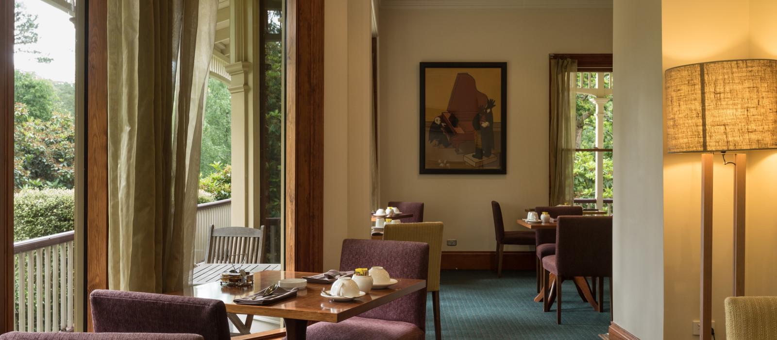 Hotel Franklin Manor Australien