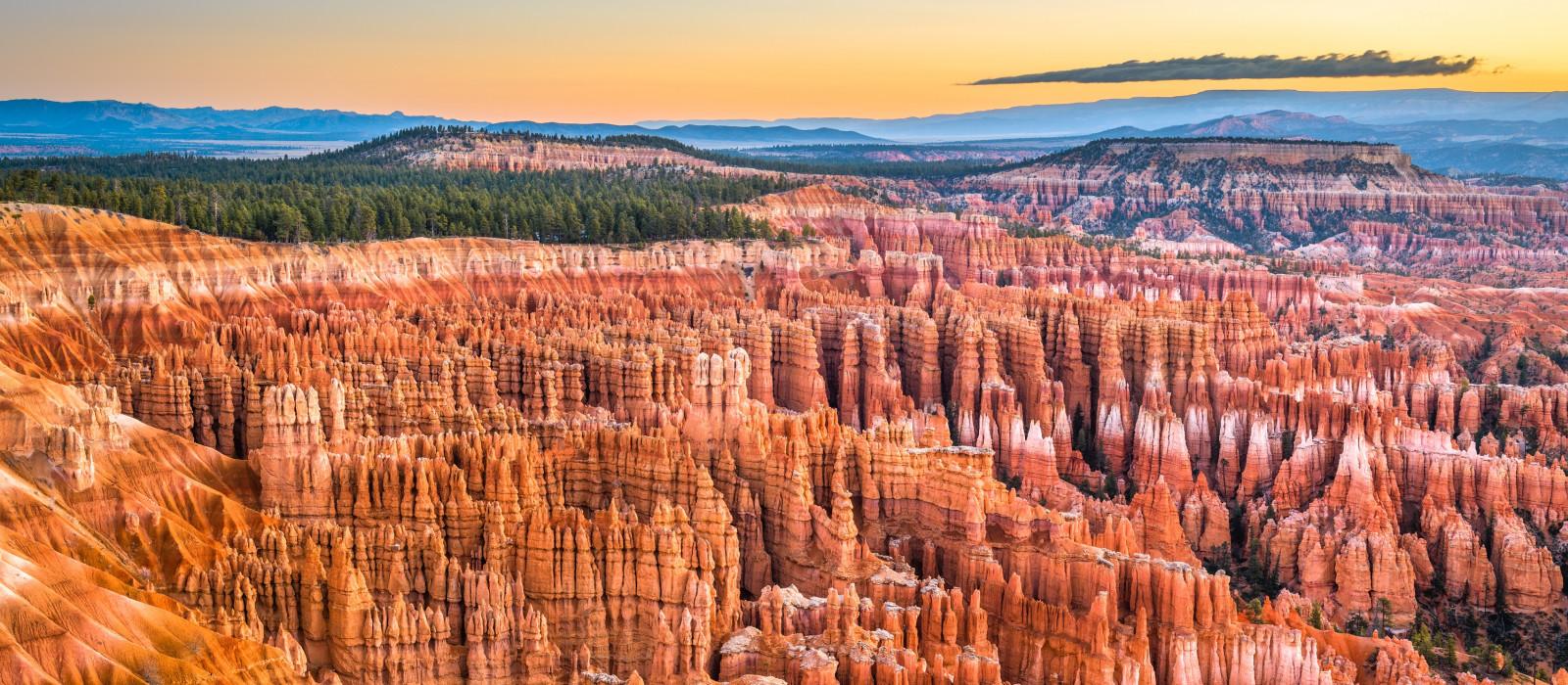 Destination Bryce Canyon National Park USA