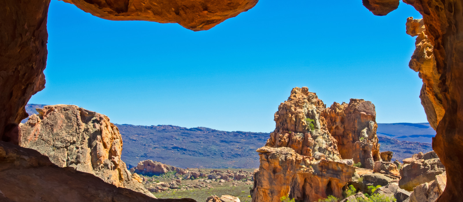 Hotel Cederberg Ridge Wilderness Lodge South Africa