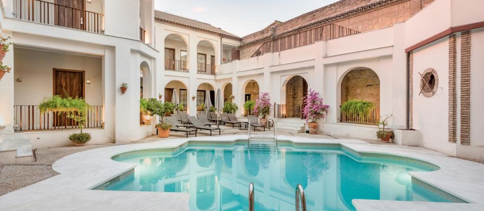 Hotel NH Collection Amistad Córdoba Spain