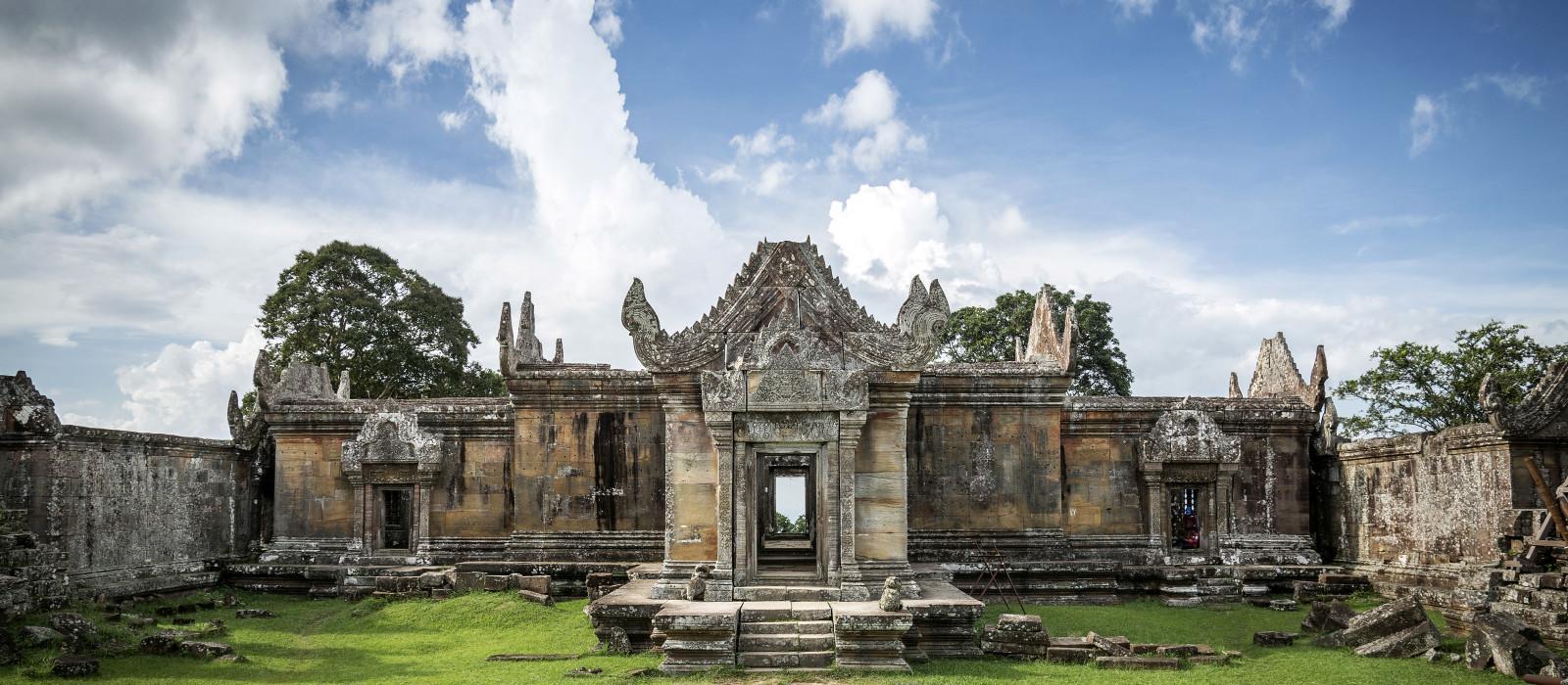 Destination Preah Vihear Cambodia