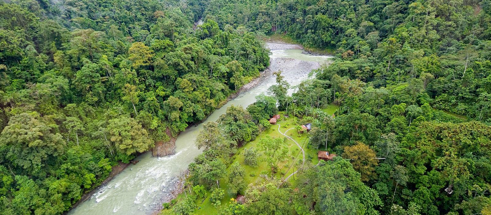 Reiseziel Caribbean Lowlands Costa Rica