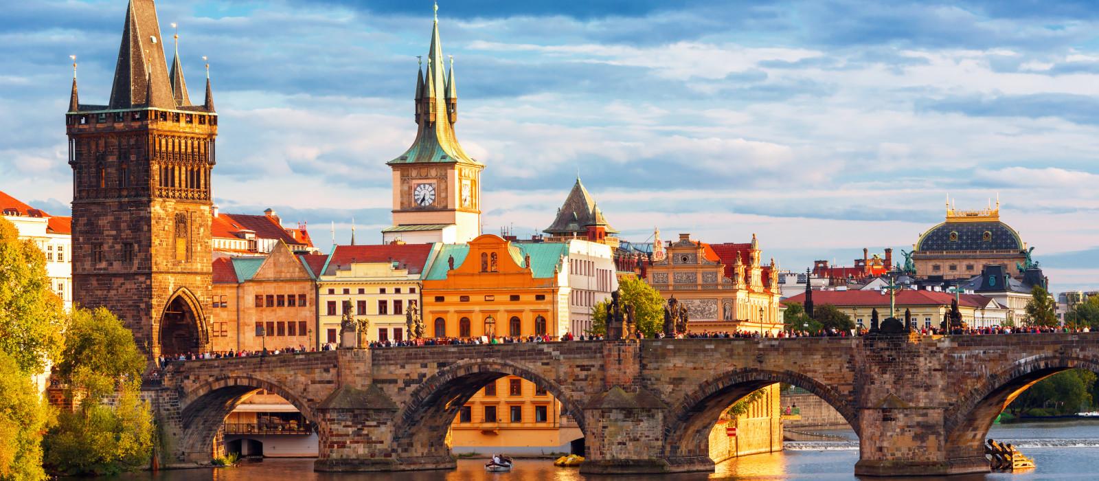 Destination Prague European Capitals