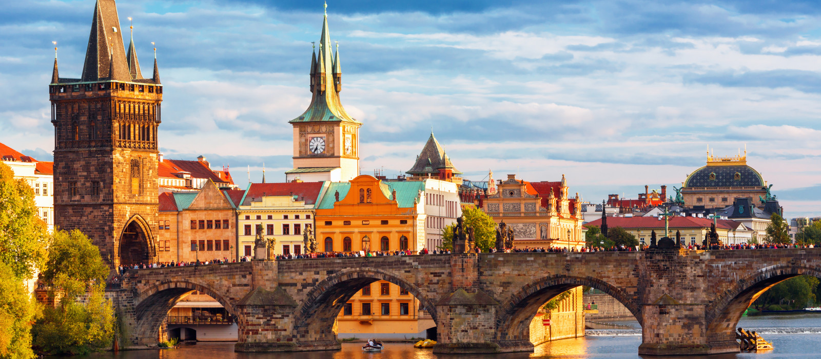 Destination Prague European Cities