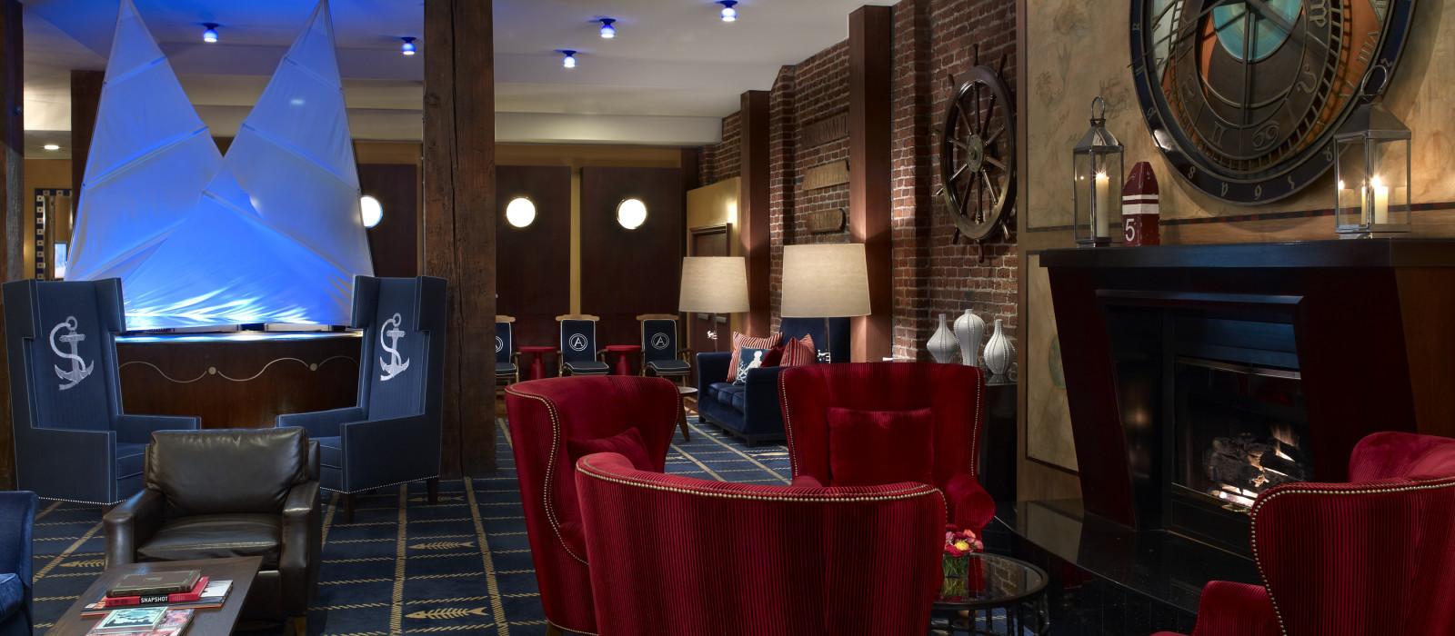 Hotel The Argonaut USA