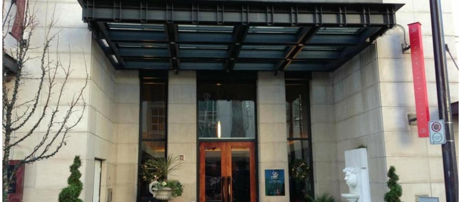 Hotel L'Hermitage  Canada