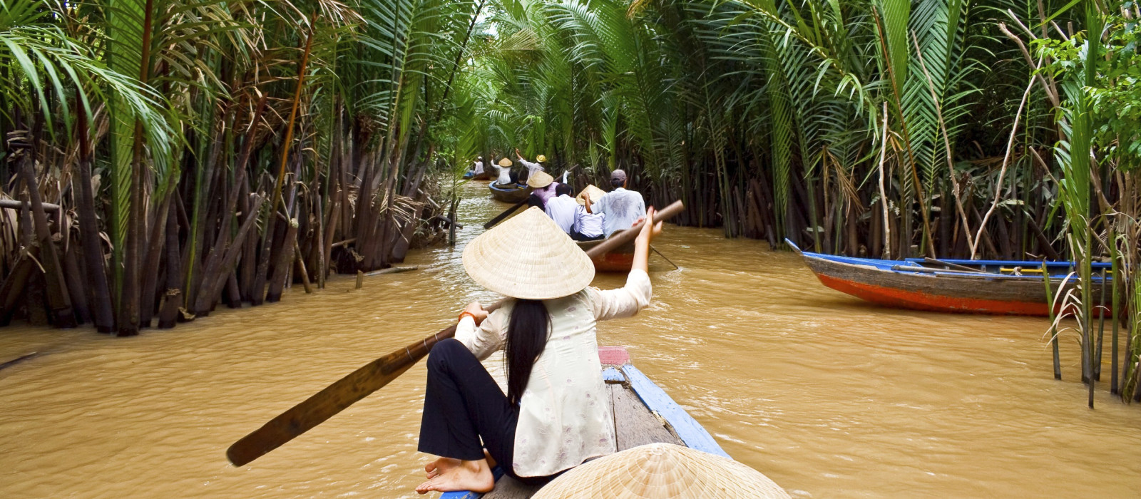 Hotel Mekong Eyes Explorer (Can Tho nach Cai Be) Vietnam