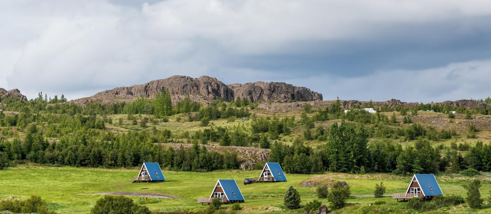 Reiseziel Egilsstaðir Island