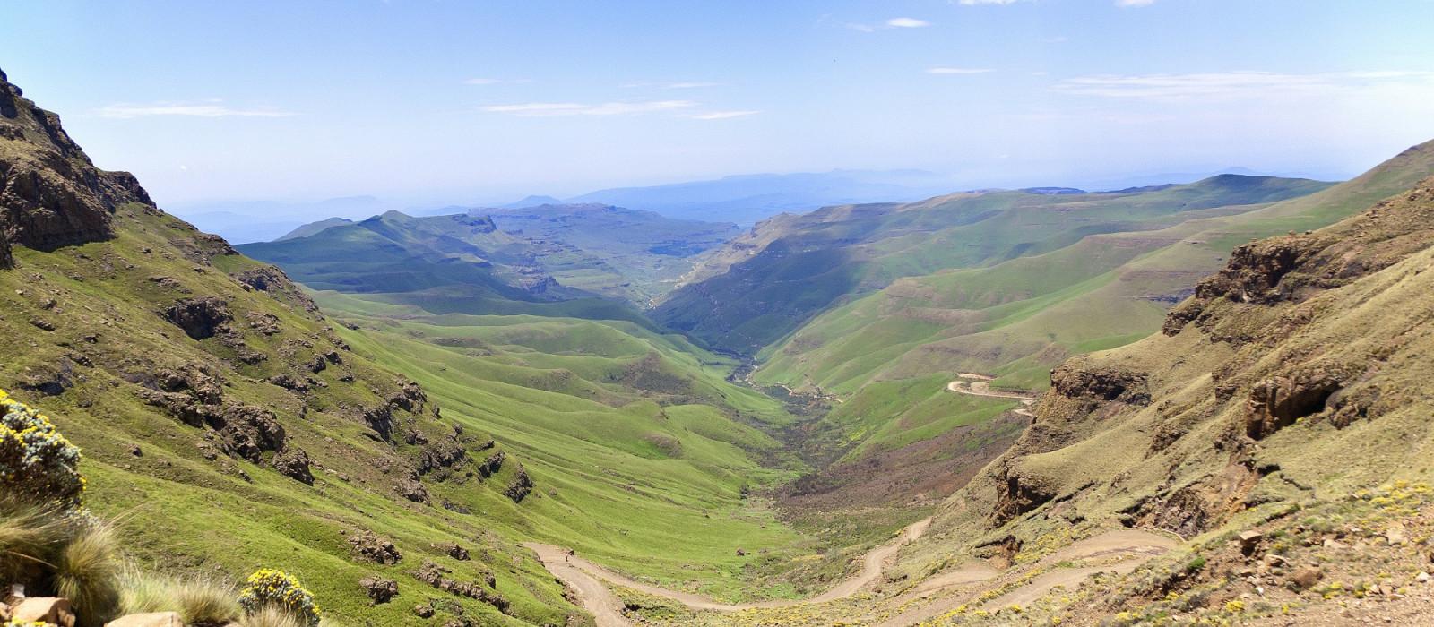 Destination Eastern Lesotho Lesotho