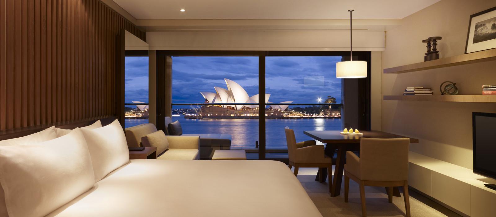 Hotel Park Hyatt Sydney Australien
