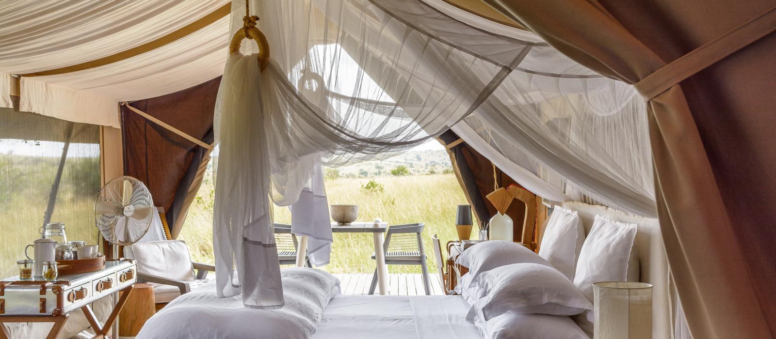 Hotel Singita Mara River Tented Camp Tanzania