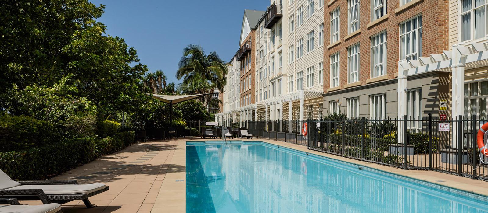 Hotel Rydges Newcastle Australien