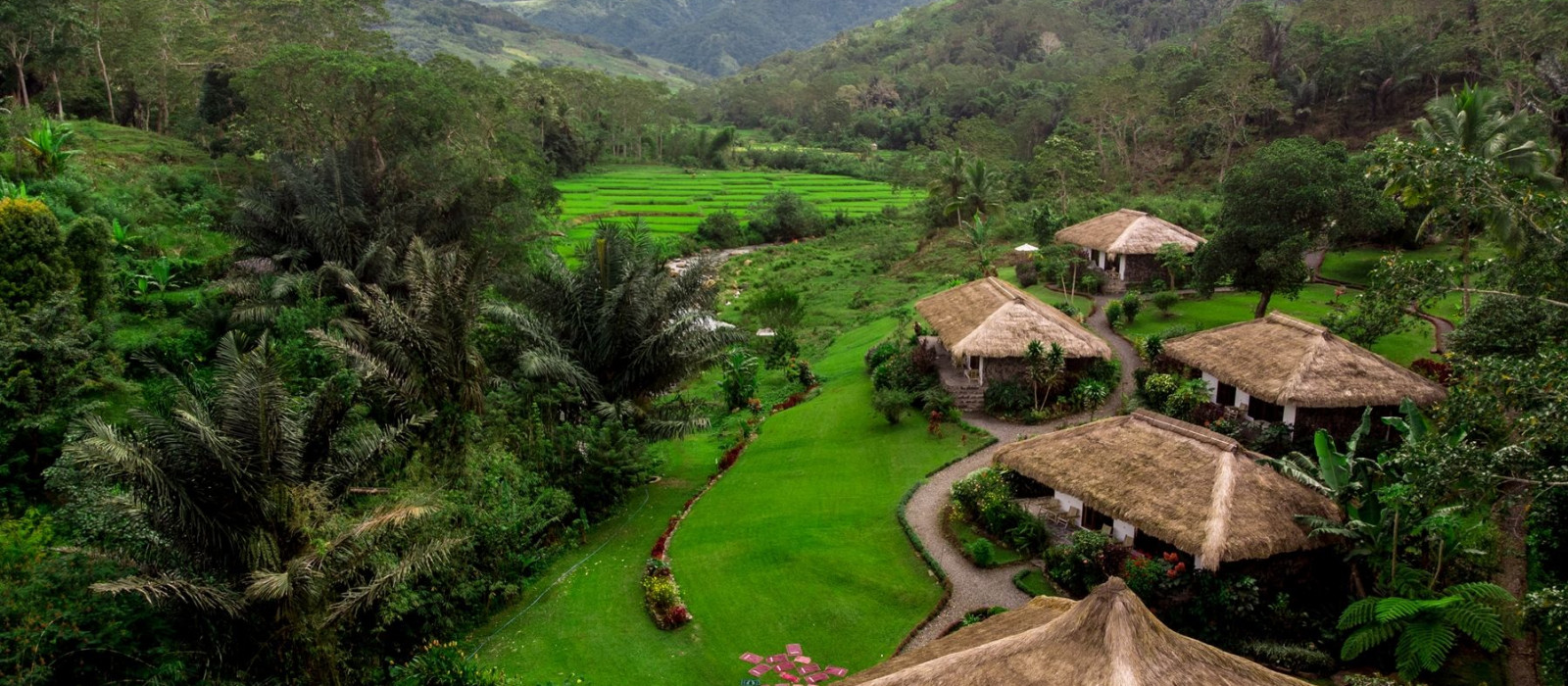 Reiseziel Moni Indonesien