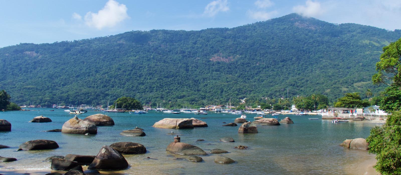 Destination Ilha Grande Brazil