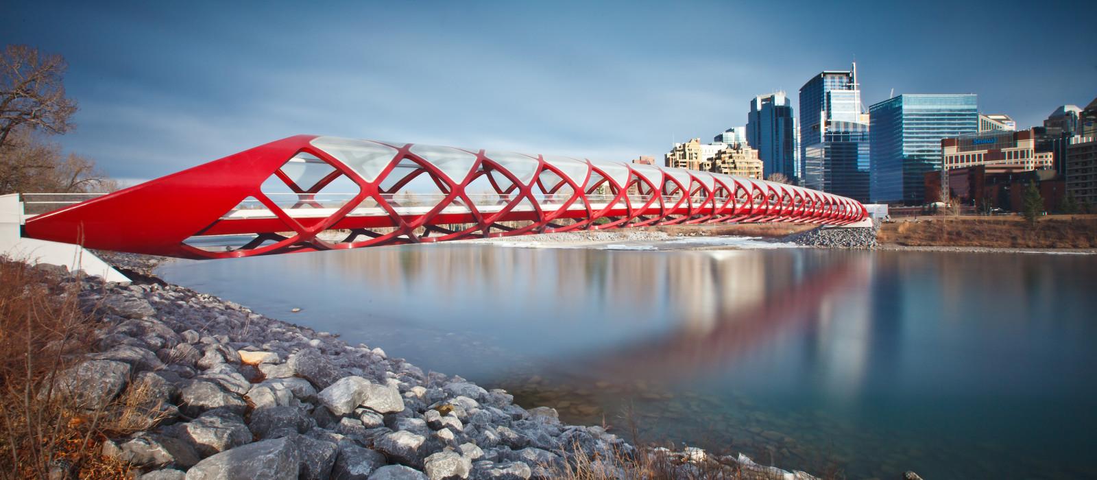 Reiseziel Calgary Kanada
