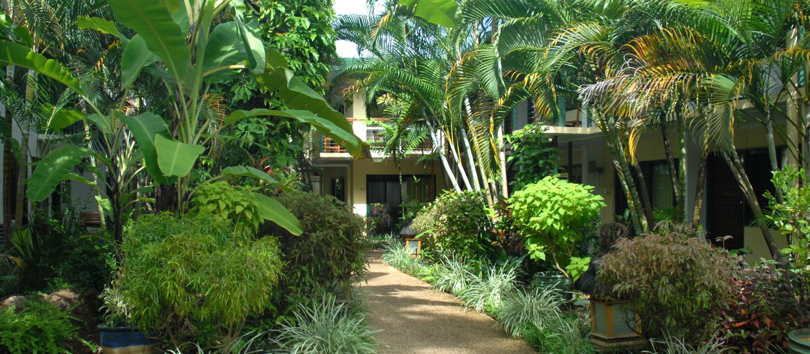 Hotel Bay Village Tropical Retreat Australia