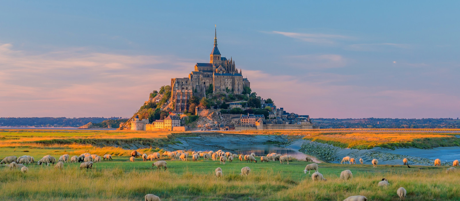 Destination Normandy Region France