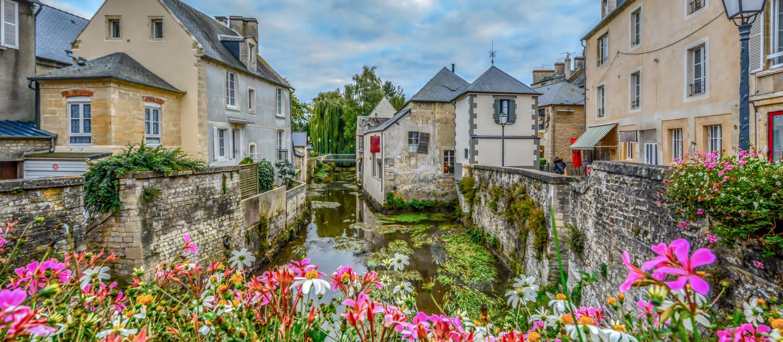 Hotel Brunville  Bayeux France