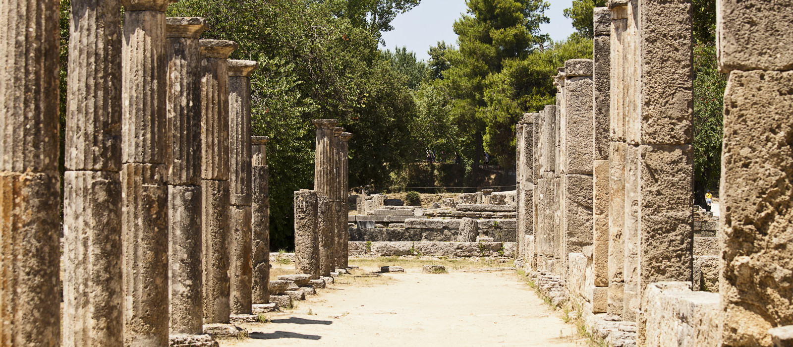 Destination Olympia Greece