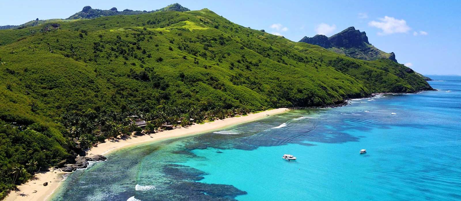 Reiseziel Yasawa Islands Fidschi