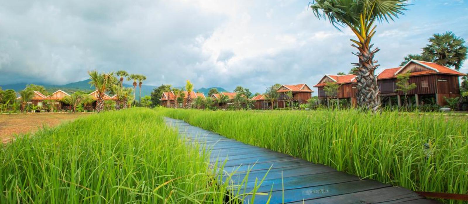 Hotel Kampot River Residence Kambodscha