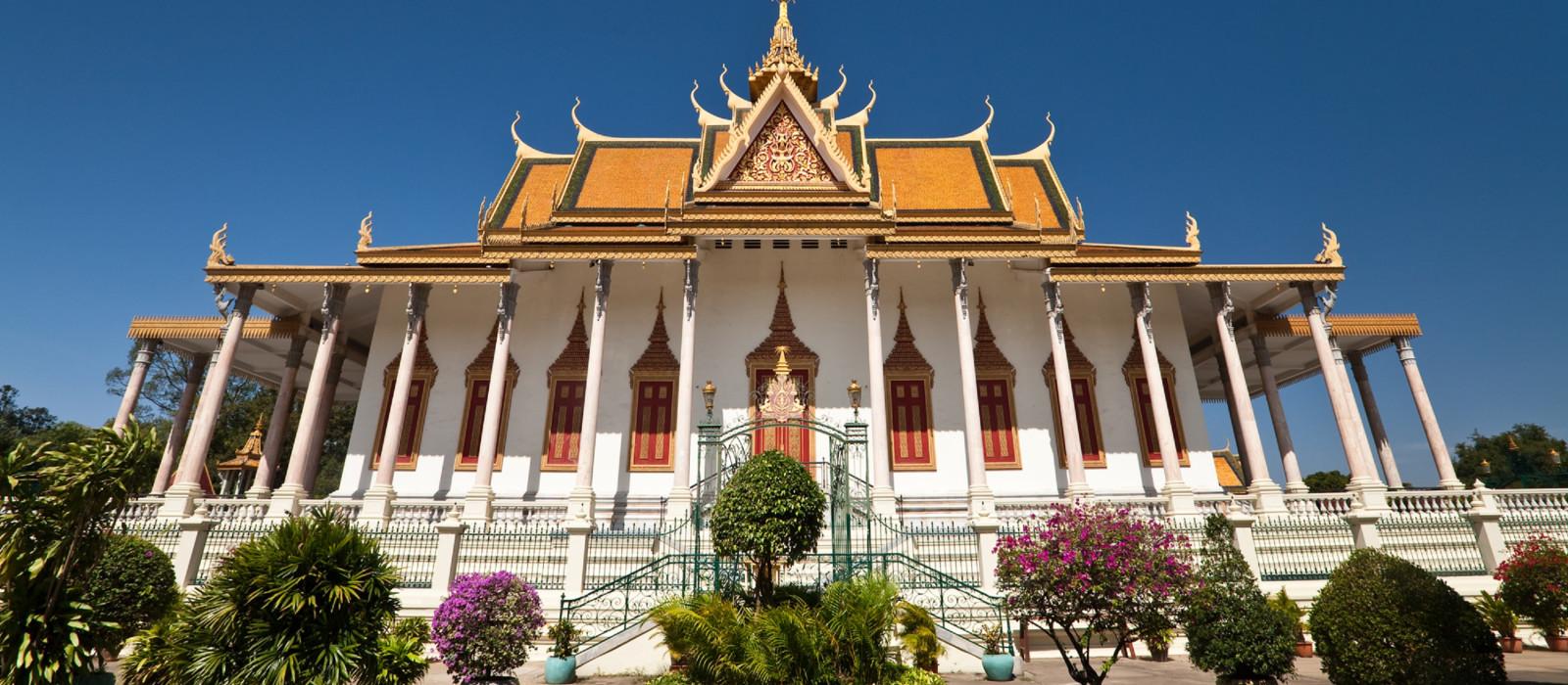 Hotel Frangipani Royal Palace  Kambodscha